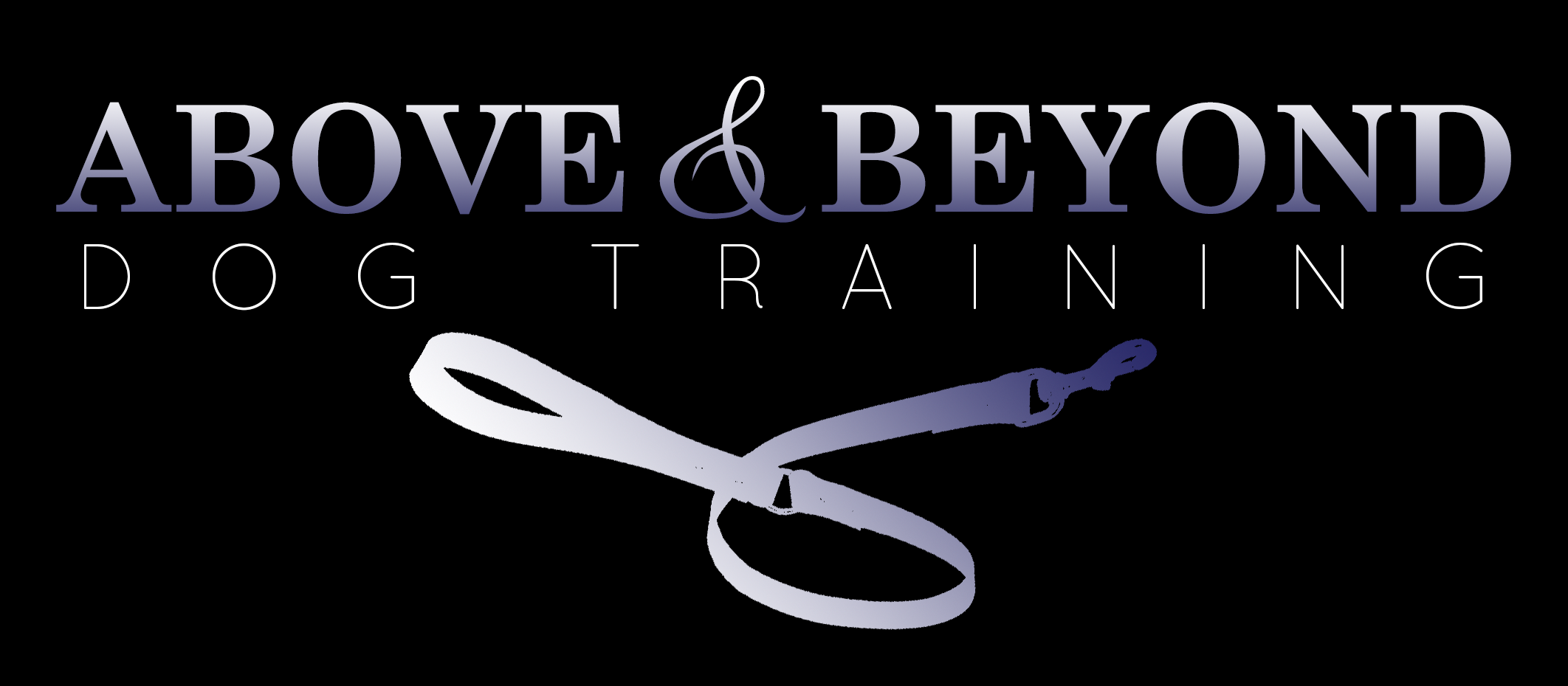 Above and Beyond Dog Training